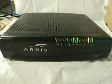 ARRIS TG862G WiFi Telephony Cable Modem Docsis 3.0 TWC Approved
