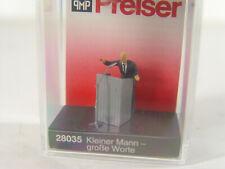 """Große Worte/"""" #NEU in OVP## Preiser 28035 Spur H0 Einzelfigur /""""Kleiner Mann"""