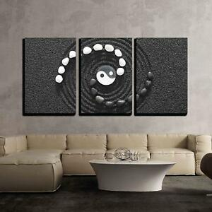 Wall26-Zen-Stones-with-Yin-and-Yang-Canvas-Art-Wall-Decor-16-034-x24-034-x3-Panels