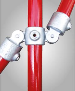Tube Extender//Joiner Clamp Scaffold Handrail Etc 149-4