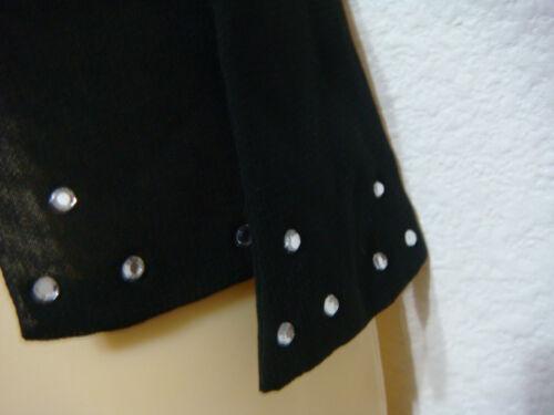 Details about  /VTG VICTORIA/'S SECRET ANGEL BLACK SATIN RHINESTONE RUFFLE PANTY S M