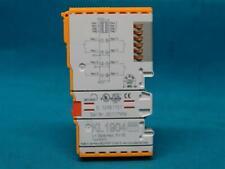 BECKHOFF KL1904 4x DIGITAL INPUT PLC