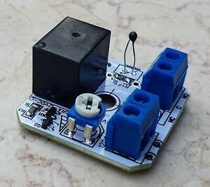 12VDC Dual Single Axis Solar Panel Sun Tracking Electronic Linear Control Board1