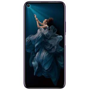 """Smartphone Honor 20 Pro Black Nero 6.26"""" 256GB DUAL SIM 8GB DUAL SIM GAR.24MESI"""