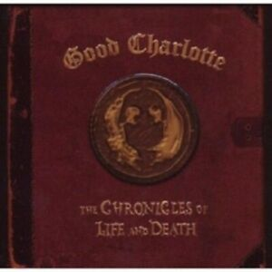 GOOD-CHARLOTTE-THE-CHRONICLES-OF-LIFE-AND-DEATH-DEATH-VERSION-CD-METAL-NEW