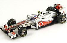 Spark S3023 McLaren MP4-26 Coche Modelo F1 J Botón chino GP 2011 1:43rd Escala
