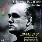 Richter Archives, Vol. 22 (CD, Nov-2013, 2 Discs, Doremi Records)