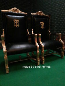 Collectors Item Tony Montana Al Pacino Scarface Armchair Movie Prop Chair Ebay