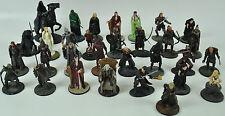 De Agostini Herr der Ringe Zinn Figuren Sammlung Bilbo Ringgeister 09-A-HD
