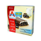 Atkins Advantage Cookies N Creme Meal Bar 5 Count Bars Net Wt. 9 Oz