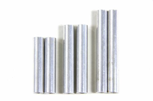 47 oder 57 mm y0645 RC-Plattenträger 8 mm Alurund 38 plate mounting posts