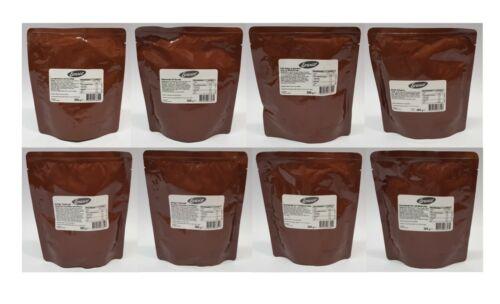 8 x erasco outdoor comida 2,4 kg EPA ración alimentos procesados ejército food 24,58 €//kg