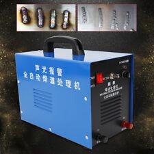 New 110v Stainless Steel Weld Bead Polishing Machine Weld Seam Cleaning Tool Us