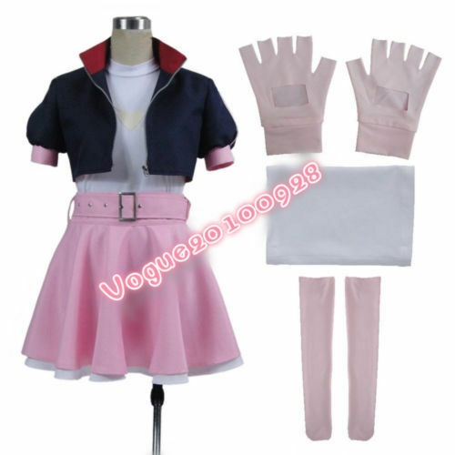 NEW RWBY 2 A Set Fighting Nora Costumes Valkyrie Cosplay Cos