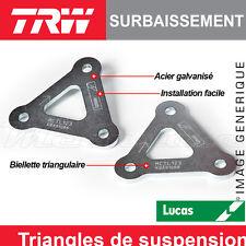Kit de Rabaissement TRW Lucas - 25 mm Triumph 1050 Speed Triple (515NV) 2011-