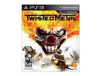 Twisted Metal PlayStation 3
