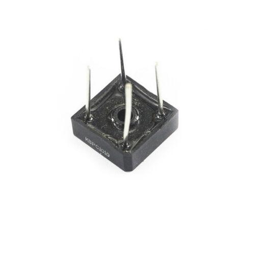 2PCS SEP KBPC606 KBPC-W 600V 6A Bridge Rectifier NEW