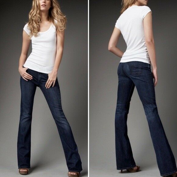 Citizens of Humanity Ladies Amber High Rise Stiefelcut Jeans Größe 27