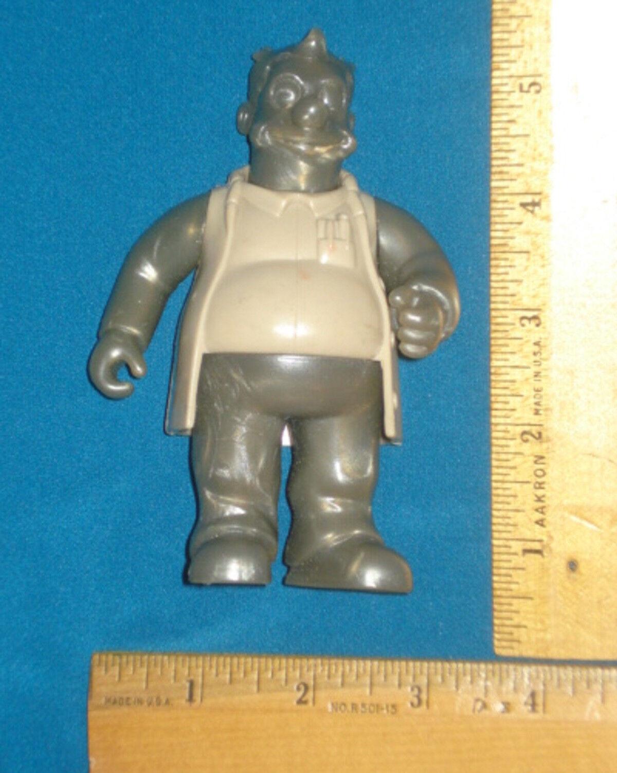 Prototype Test Shot Figure Playmates Simpsons 04 Doug Wave 16 No Copy Rights  V2