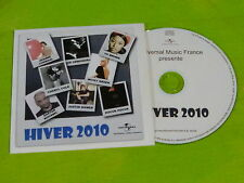 DIONYSOS - GAINSBOURG - JEANNE CHERHAL - JUSTIN BIEBER - G ROUSSELL CD PROMO!!!