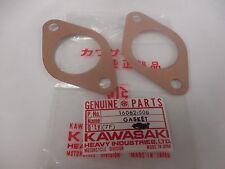 NOS Kawasaki Invader Intruder 340 & 440 Intake Gasket 16062-506 Set Of 2