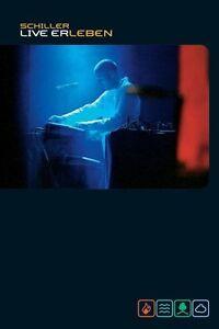 Schiller-034-Live-vivendo-034-DVD-NUOVO