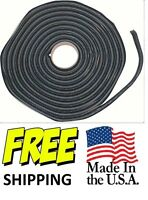 55-99 Chevy Truck Windshield Front Rear Window Gasket Rubber Seal 15' Long