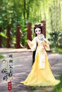 New-1-3-BJD-MSD-Dolls-Dress-Joint-Dolls-Dress-Girl-Gift-24-034-BJD-Dolls-Outfits-23