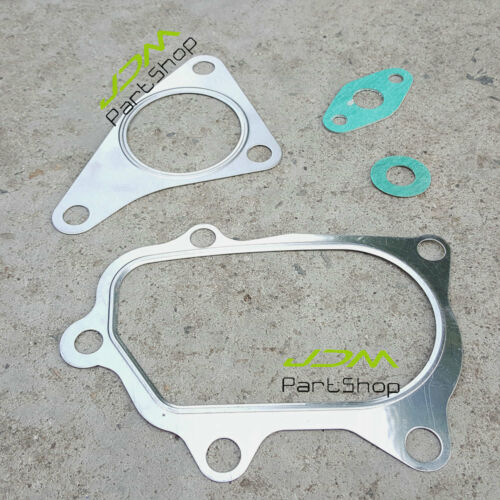 Turbo Downpipe Manifold SS304 Gaskets For Subaru WRX TD04 TD05 VF40 VF39 Series