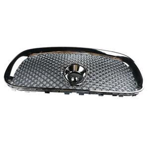 Chrome-Front-Grille-Grill-For-Jaguar-XF-XFR-2010-2011-JA1200100-C2Z383