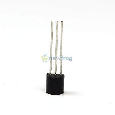 Precision DS18B20 18B20 TO-92 3 Pin Digital Thermometer Temperature Sensor