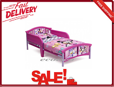 View Minnie Mouse Delta Toddler Bed Pics