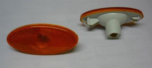Fits Vauxhall Opel Movano côté porte panneau moulage Réflecteur Indicateur Lens
