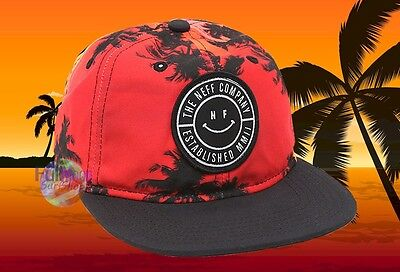 $30 MSRP Neff Tribal Beach Snapback Cap Hat Brand New with Tags