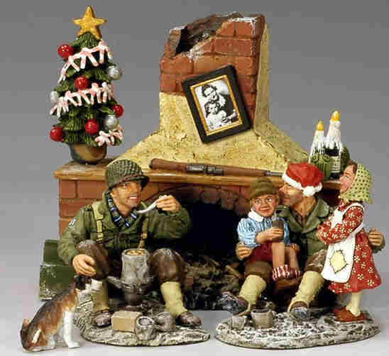 King & Land Christmas Special XM008-01 Weihnachten der Krieg MIB