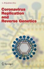 Coronavirus Replication and Reverse Genetics (Current Topics in Microb-ExLibrary