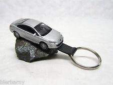 Schlüsselanhänger Peugeot 407 Coupe 1:87 Welly Sonderanfertigung Selten RAR NEU