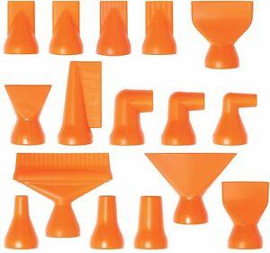 """1/2"""" Nozzle-Rama (16) Pack Loc-Line® USA Original Modular Hose System #51849"""