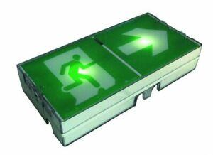 IP42 BAES SATI 45 Lumens UNILED+ 45 C Luminox eaton IK07 TOUT LED LUMINOX