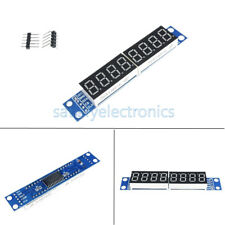 Max7219 Led Dot Matrix 8digit Digital Display 056 Tube Anode Module For Arduino