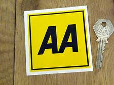 "AA Classic Auto Adesivo 3 ""FORD CORSAIR VIVA Riley BMC MINI JAGUAR AUSTIN MORRIS"