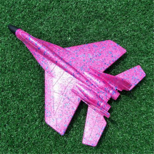 EPP Foam Hand Throw Airplane Outdoor Launch Glider Plane Kids Gift Toy DJ
