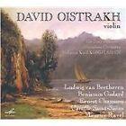 Beethoven, Godard, Chausson, Saint-Saëns, Ravel (2012)