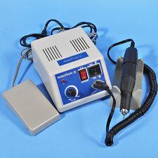 Dental Lab micromotor eléctrico Maratón Pulidora N3 + Pieza de mano 35K RPM
