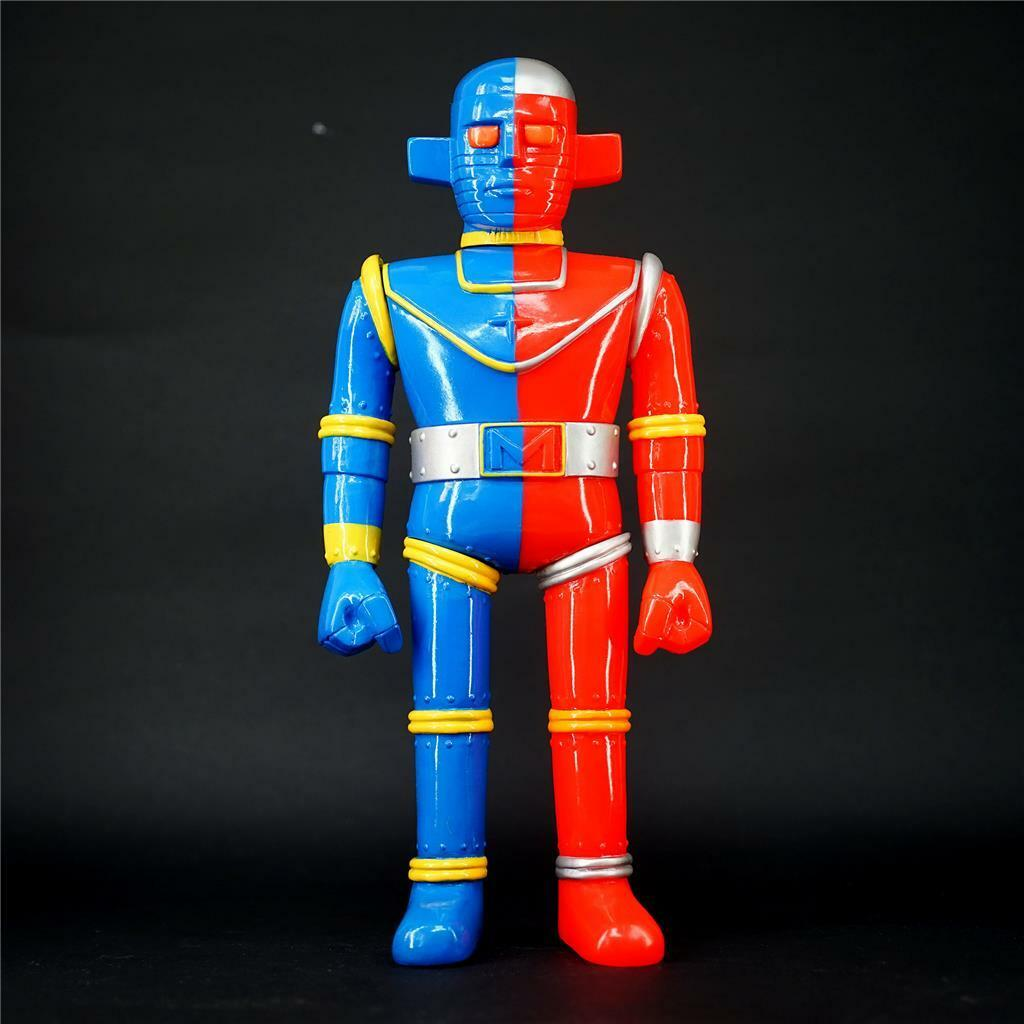 ANDROID BARON (DARK Blau) SOFUBI SOFT VINYL FIGURE BY AWESOME TOY