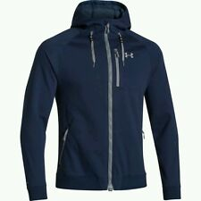 NWT Under Armour Storm Mens LARGE CG Infrared Softshell Jacket 1246888 408 $125