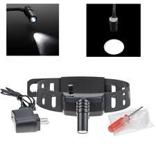 Dental Surgical 5w Led Headlight High Intensity Headlamp Brightness Adjustable
