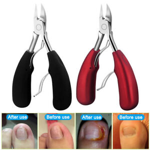 Professional Heavy Duty Thick Toe Nail Clippers PLIER Chiropody ...