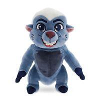 9.5 Small Lion Guard Bunga Honey Badger Plush Figure Toy Disney Store Lion King