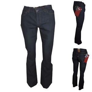 Blu Levis Denim Zampa Stre Donna Jeans 544 Levi's Elefante Elasticizzati Bootcut qAOSp